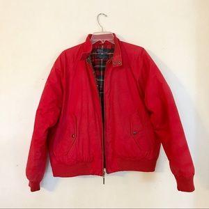 Ralph Lauren Down Puffer Bomber Jacket